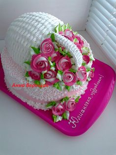 18 Trendy Ideas For Cake Decorating Funny Valentines Day Pretty Cakes, Cute Cakes, Beautiful Cakes, Amazing Cakes, Cake Decorating With Fondant, Cake Decorating Techniques, Cake Decorating Tips, Torta Minnie Mouse, Bolo Floral