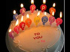 25 best happy birthday videos images on pinterest happy birthday write your name on candles happy birthday cakes picture in seconds make your birthday awesome with new happy birthday greetings cakes m4hsunfo