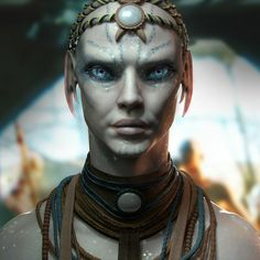 Polymer Clay Sculptures, Sculpture Clay, 3d Character, Character Design, Fermi Paradox, Avatar 3d, Alien Worlds, Game Concept Art, Art Station