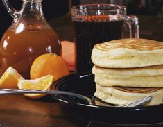 ... Eat pancakes on Pinterest | Pancakes, Corn pancakes and Hoe cakes
