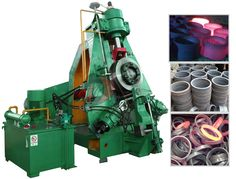 Ring rolling machine is used for seamless ring forging. It is also called ring rolling mill, and the ring forging machinery is used for bearing, gear blank, flange, auto-part, wheel, wind ring etc. Welcome you to visit Wuxi Daqiao Bearing Machinery Industry Co., Ltd! Website: http://www.wuxiringrollingmachine.com Email:cnringmill@gmail.com