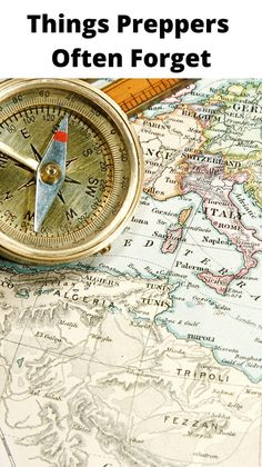 Survival Prepping, Emergency Preparedness, Survival Skills, Self Sustaining, Off The Grid, Shtf, Palermo, Naples, Sicily