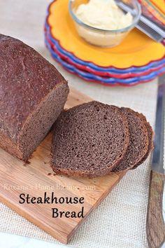Steakhouse Homemade Bread Recipe — Roxana's Home Baking