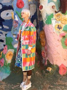 fashion editorial salvation mountain