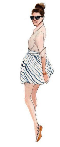 Art & Fashion Illustrations