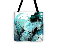 Artisan designed tote bag, featuring the original contemporary abstract artwork of Destiny Womack, from the Womack home decor and gifts collection. Teal Artwork, Ted, Artisan, Reusable Tote Bags, Pure Products, Gifts, Presents, Craftsman, Favors