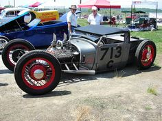 "Old Hot Rods | Onderwerp: Old style ""Hot Rod"" Lovers"