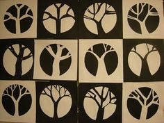 5th Grade Positve/Negative Trees
