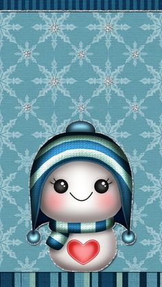 #winter #wallpaper #iphone #android #cute