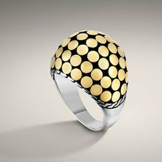 John Hardy - DOT COLLECTION Dome Ring