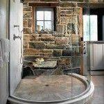 Taş Banyo Tasarım Örnekleri