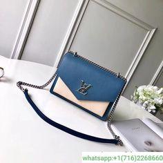 0630d8c91b Louis Vuitton LOCKME 2018 SS Casual Style 2WAY Plain Leather Shoulder Bags