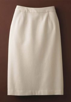 Amazon.com: Jessica London Plus Size Pencil Skirt in Wool: Clothing