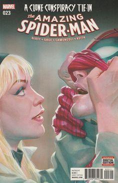 The Amazing Spider-Man # 23 Marvel Comics Vol 4