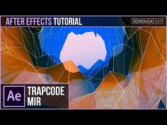 After Effects Tutorial: Low Poly 3D Objects with Trapcode Mir - YouTube