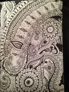 Tangle Zentangles, Tangled, Art Drawings, Hands, Rapunzel, Zentangle, Art Paintings