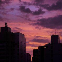 Quando o dia amanhece rosa... #acordabonita #sunrise #igerses