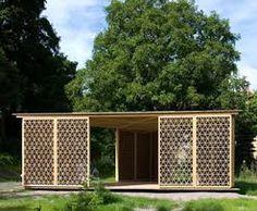 pavillon holz architektur google suche pavillon. Black Bedroom Furniture Sets. Home Design Ideas