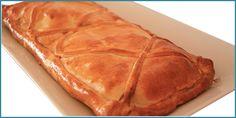 Receta de Empanada de Bacalao con Pasas