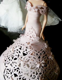 barbie gown by Cary Santiago