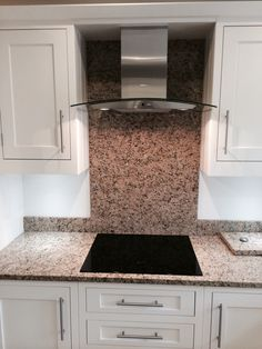Cooker back splash
