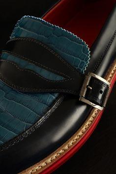 Tommy Hillfiger Men Shoe  Photography by  Tom Hartford