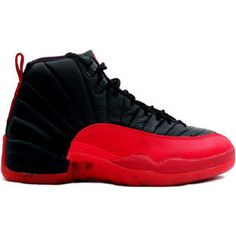 size 40 4980c 2f164 Air Jordan 12 Black Varsity Red   NiceKicks.com Jordan 12s, Air Jordan