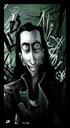 I know Hiddles is all gorgeous 'n' stuff, but I just adore Loki when he's got his creep on. He cracks me up with just how absolutely BATS he is. Loki, You Cray-Cray Loki Art, Cray Cray, Marvel, Deviantart, Fictional Characters, Fantasy Characters