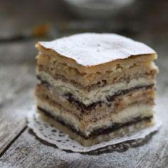 Slovakian Layer Cake
