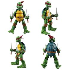4pcs set  neca #teenage #mutant #ninja turtles tmnt figures,  View more on the LINK: 	http://www.zeppy.io/product/gb/2/291827731263/