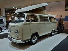 Der VW T2 (Bj 1968, 1584ccm, 47 Ps) war