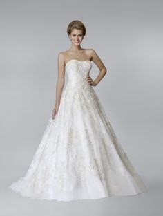 Oleg Cassini Bridal 2013