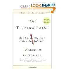 What Gladwell refers to as sociological epidemics can start out as simple ideas or products that end up making a huge splash, changing everything from how we think to what we think we know.