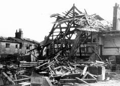 In the years 1940 and 1941, the Blitz saw British cities heavily bombed. The main bombing raids on London and other big cities took place be...