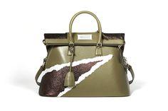 30 must-see top-handle bags | Maison Margiela top-handle bag [Photo: Courtesy]