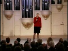 """Jeanne Robertson """"Don't send a man to the grocery store!""""--Loren she is a favorite humorous speaker of mine. I love her wit, clean humor and beauty.  A former Miss North Carolina. Look up her other youtube videos!!"""