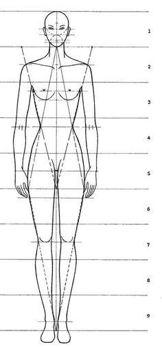 чертеж размеров