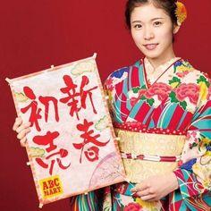 あけましておめでとうございますですね! 今年も1年松岡茉優ちゃんを応援してきいたいと思います! よろしくお願いします #松岡茉優