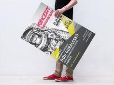 "Popatrz na mój projekt w @Behance: ""Poster for Record Company's Inauguration Concert"" https://www.behance.net/gallery/58188079/Poster-for-Record-Companys-Inauguration-Concert"