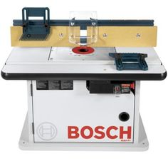 Bosch 15 amp corded 27 in x 18 in aluminum top benchtop router shop bosch benchtop router cabinet style table at lowes canada find our selection of routers at the lowest price guaranteed with price match off greentooth Choice Image