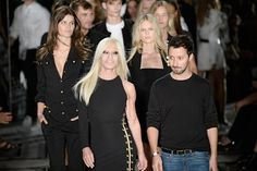 Versace Versus' Throwback Show