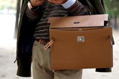 Hermès Kelly Depeche Briefcase.