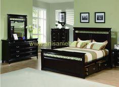 Kamar Set Minimalis   Kamar Tidur Set   Furniture Jati Jepara   Mebel Jepara
