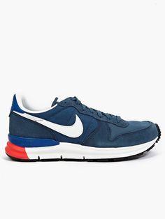Nike Lunar Internationalist: Blue