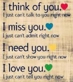 Thinking of you!
