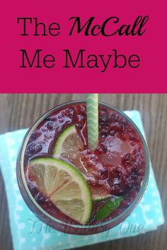 A Tinge Of Whimsy: McCall Me Maybe