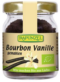 Bourbon vanília (Rapunzel), 15 g
