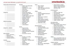 lista de super para imprimir - Buscar con Google