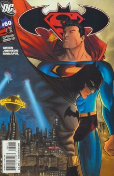 Superman/Batman #60 (DC Comics; 2003 Series).