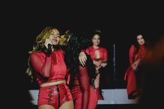 Dinah and Normani